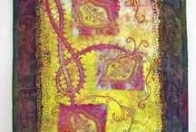 Art Quilts / by Creative Cloth | Linda Matthews