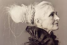 Age and beauty / by Claire Drysdale