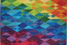 Quiltish / This is a collection of quilts I admire and tutorials/ideas for one day when I learn to quilt. Can't wait to make some of these! / by Katy Tromm