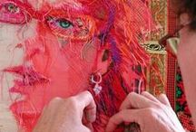 Creative Hand Embroidery / by Creative Cloth | Linda Matthews