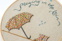 Embroidery / by Katy Tromm