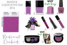 Pantone Spring Colors 2014 / Nail Polish Colors and all things