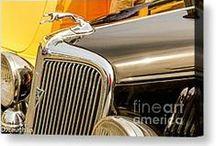 Cars Vintage / Vintage cars, Hood Ornament,Classic cars Photography