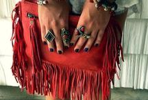 Kimonos & Fringe