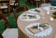 WEDDING _TABLES / by Sinéad McCahey