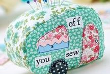 Pincushions to Sew / by Creative Cloth | Linda Matthews