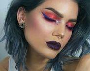 Make up / Wszelkie makijaże, te klasyczne i te bardziej artystyczne.