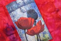 Kraft-tex - Projects and Ideas / by Linda Matthews | Textile Art & Design