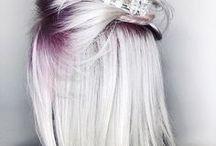 Hairs / Pomysły na proste uczesania.