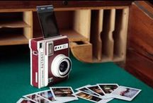 Lomo'Instant Automat / Fully automatic, jam-packed with creative features, and super easy to use, the Lomo'Instant Automat is the ultimate instant camera that lets you do it all.