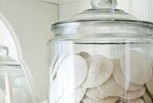 Decorating with Seashells / Inspiration for coastal decorating with all natural elements,  shells, driftwood, and more!