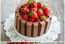 Strawberries, strawberries, strawberries! / by Wendy Ramirez