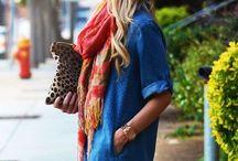 Clothing/Looks / by Caroline Brotzge