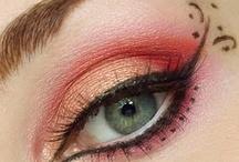 Manes, Masks, and Claws / Hair, make-up, nails