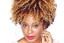 Curly Motivation / Find creative & classy ways to wear your hair.  Explore motivated ways to  wear your natural texture
