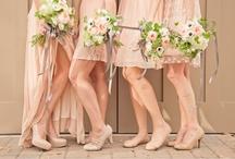 Pastel & Vintage Wedding