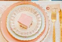 Gold & Pink weddings