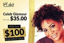 CurlKit Promotions / Check out whats going on in the curly hair world. Find out the latest events, contest, and promotions.