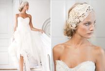 Wedding Veils & head pieces