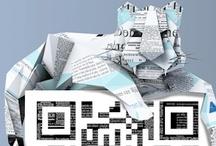 Our QR Code Designs / We are very proud of our QR code design portfolio