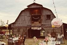Barn & farm weddings