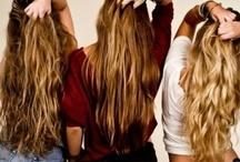 HAIR / by Katherine Truesdale