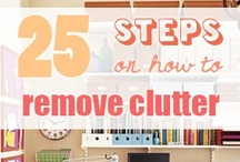 Remove Clutter / by Case Design/Remodeling, Inc.