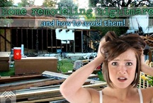 Remodeling Nightmares and How to Avoid Them / by Case Design/Remodeling, Inc.