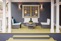 Outdoor Living Rooms / by Case Design/Remodeling, Inc.