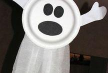 HALLOWEEN IDEAS / Halloween decor, easy Halloween costume ideas, thrift shop Halloween