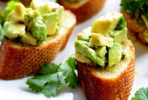 Eats: Avocado Lusciousness / by Jennifer Lunn