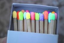 Colour Me: Neon / by Jennifer Lunn