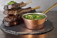 Eats: Beef and Lamb / by Jennifer Lunn