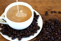 Drink & Be Merry: Rise and Grind / Classic coffee recipes and innovative new coffee drinks. / by Jennifer Lunn