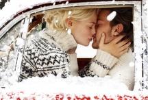Winter Wedding Ideas / Winter & christmas wedding inspiration...