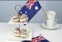 Eats: Aussie Food and Australia Day Tucker / Aussie Aussie Aussie Oi Oi Oi / by Jennifer Lunn