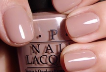 """Beauty Spotlight: Nails / """"I believe in manicures. I believe in overdressing. I believe in primping at leisure and wearing lipstick. I believe in pink. I believe happy girls are the prettiest girls. I believe that tomorrow is another day, and... I believe in miracles."""" Audrey Hepburn / by Jennifer Lunn"""