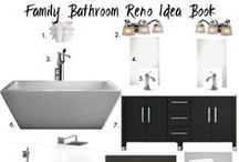 Suds and Spices / Full Bath Reno & Kitchen Update Wonder Board