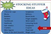CHRISTMAS IDEAS / Christmas ideas, stocking stuffers, gifts, holiday entertaining, Christmas decorating, Christmas recipes