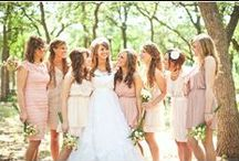 Bridesmaid Looks / What I want my ladies to wear / by Lauren Shultz
