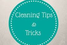 Cleaning Tips & Tricks / Hate cleaning! Need all the tips and tricks I can get to clean my house.