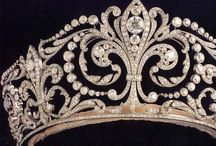 Tiaras / Jewellery design is fascinating.  / by Sophie