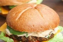 Burger Recipes / Great burger recipes either grilled, broiled or whatever!
