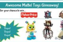 Giveaways / GIVEAWAYS OPEN TO CANADA AND/OR U.S. RESIDENTS. hosted by a blog