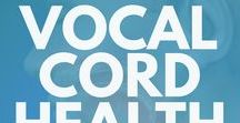 Vocal Cord Health / Do you struggle with losing your voice? Unable to hit the high notes anymore? A teacher, speaker, group fitness instructor, or someone who talks a lot? Stay tuned as I update this board with techniques and training on vocal cord health and use. I personally struggle with damaged cords from years of abuse in Cheerleading, Theatre, Teaching Group Fitness, Presenting, and Public Speaking. Working with the #1 Vocal Coach, Roger Love, is helping me regain control over my voice.