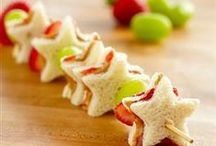 PARTY FOOD AND POTLUCK IDEAS / Ideas and inspiration for party food and potlucks