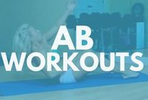 Ab Workouts / Abs are just part of your full body workout program! Your nutrition is a key piece in uncovering your abdominals and core muscles. Featured here are ab workout videos as well as ab workouts that will tighten up and shred your abs!