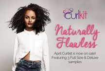 CurlKit Product Promotions / Check out What is being featured this month!! But dont just look Try it!!