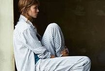 MOOD / Asceno mood inspirations.    //   Pyjamas by day.