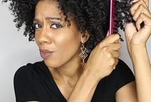 Breakage Remedies | Natural Hair / Protect your natural or transitioning hair from breakage with styling and product tips.
